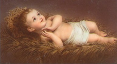 INFANT JESUS PICTURE