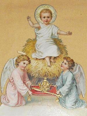 PICS - JESUS - INFANT - 1